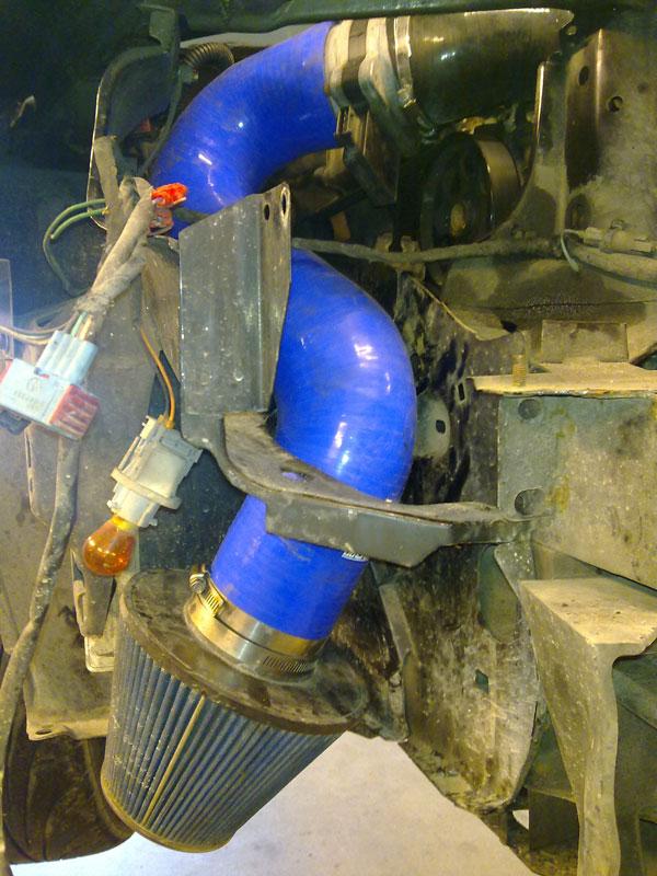 SAAB 9-3 T7 99-02 Cold Air Luftfilter