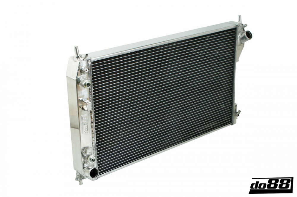 SAAB 9-3 2,0T 2003- Aluminium Wasserkühler